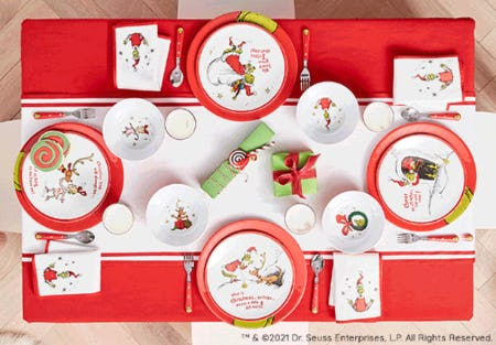The Kid's Table from Pottery Barn Kids