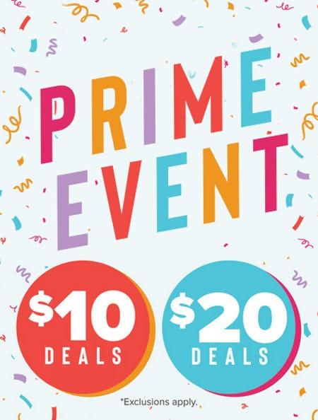 $10 & $20 Deals from francesca's