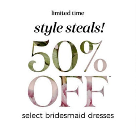 50% Off Style Steals