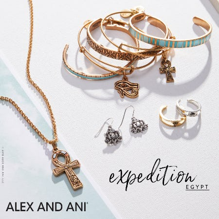 NEW Collection for Spring from ALEX AND ANI
