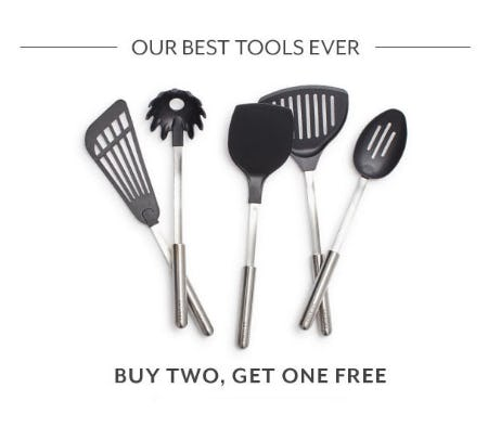 B2G1 Free Tools from Sur La Table