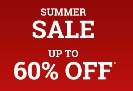 Summer Sale up to 60% Off from Abercrombie & Fitch