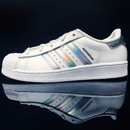adidas Superstar Athletic Shoe