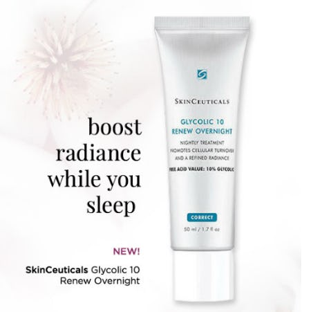 Skinceuticals Glycolic 10 Renew Overnight from Blue Mercury