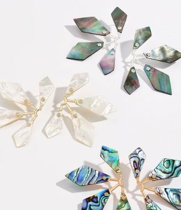 Our New Abstract Petal Shape from Kendra Scott