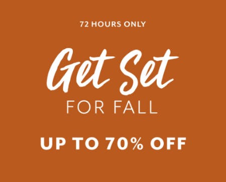 Up to 70% Off Sets from Sur La Table