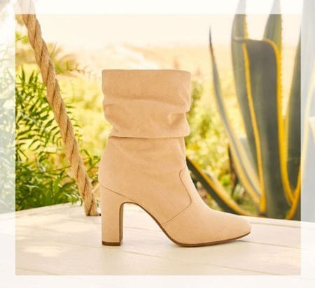 Spotlight in Boho Boots from DSW Shoes