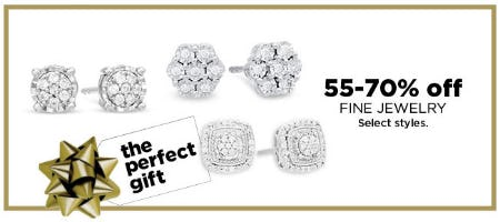 55-70% Off Fine Jewelry from Kohl's