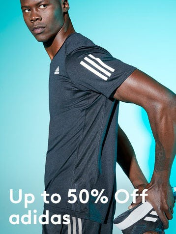 Up to 50% Off Adidas