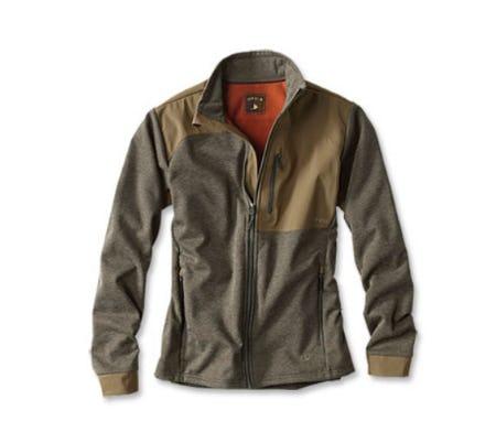 Hybrid Wool Fleece Jacket from Orvis