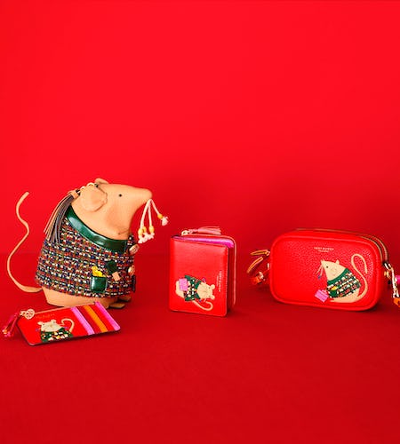 Tory Burch Lunar New Year Collection from Tory Burch