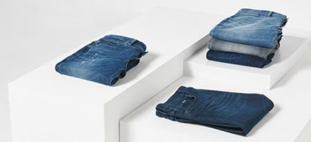 New Jeans for You from Boss