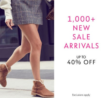 Up to 40% Off New Sale Arrivals from Neiman Marcus