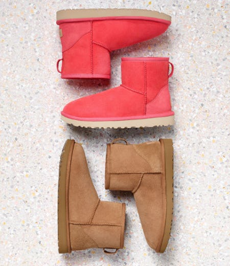 The Classic Mini from Ugg