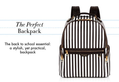 Back to School Backpacks from Henri Bendel
