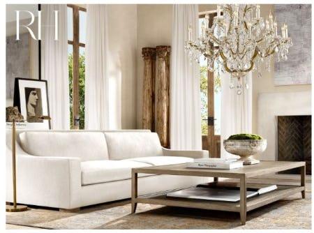 The French Contemporary Collection from Restoration Hardware