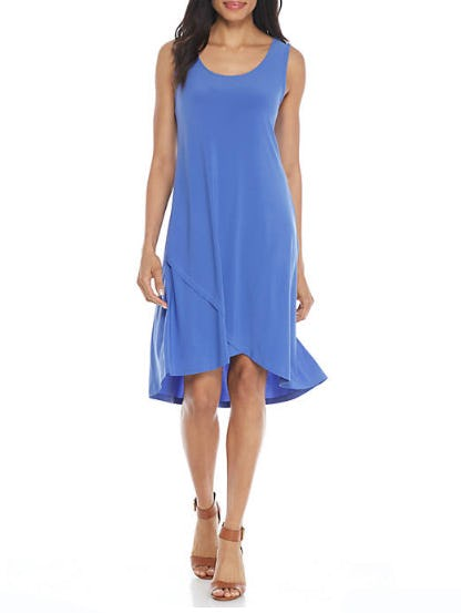 New Directions Tulip Hem Dress from Belk