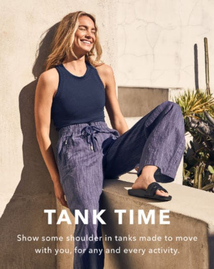 Tank Tops - New Colors Are Here from Athleta