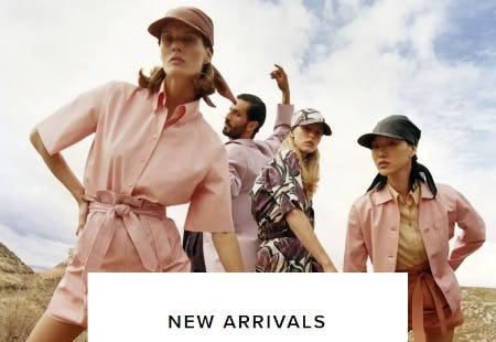 Shop New Arrivals from Salvatore Ferragamo