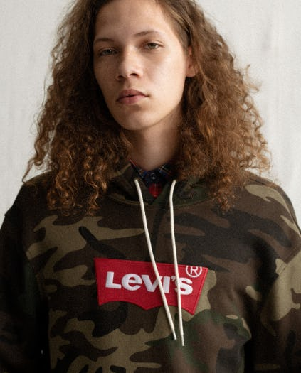Signature Hoodies from The Levi's Store
