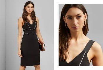 Back to Black from Ted Baker London