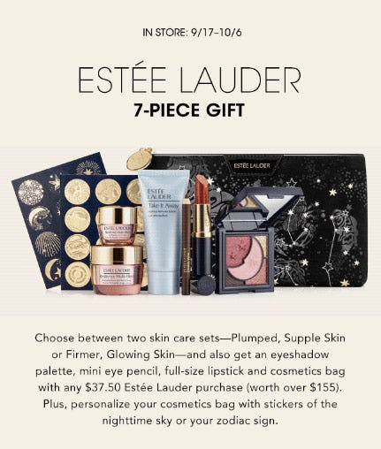 Estee Lauder 7-Piece Gift from Bloomingdale's