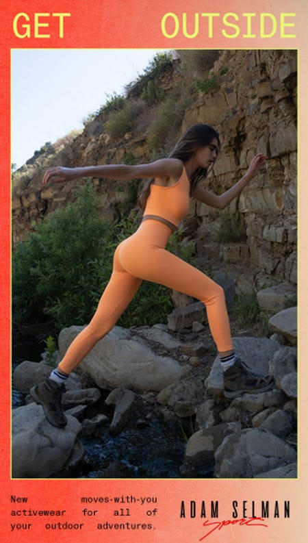 New Activewear That Moves With You from Urban Outfitters