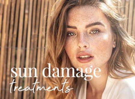 Sun Damage Treatments