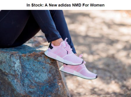 New adidas NMD for Women from Shoe Palace