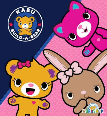 Kabu Event from Build-A-Bear Workshop