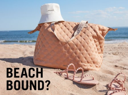Vacation Approved Summer Essentials from Steve Madden