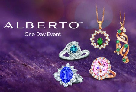 Alberto Trunk Show from Boscov's