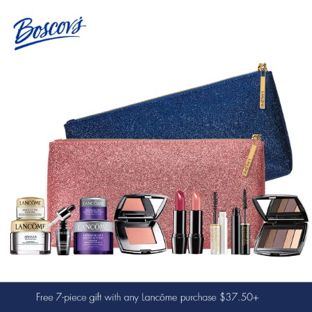 Lancôme Gift with Purchase from Boscov's