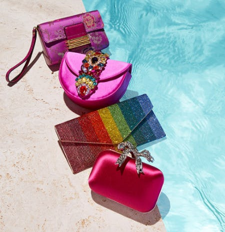 The All Evening Bags from Neiman Marcus