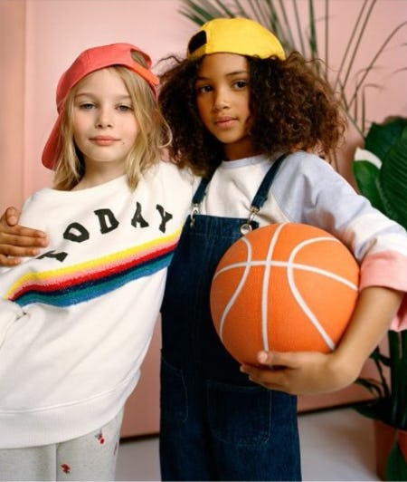 Youthful Eighties Revival for Kids from ZARA