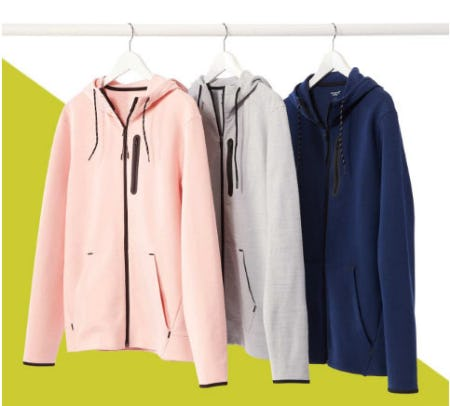 Dynamic Fleece from Old Navy