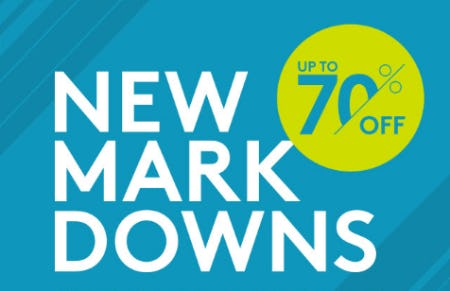 Up to 70% Off New Markdowns from Nordstrom Rack