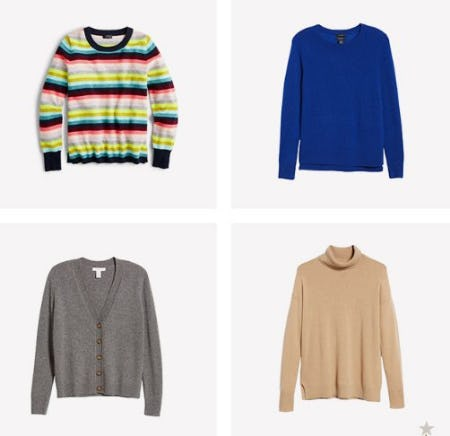 Everyone Loves Cashmere from Nordstrom