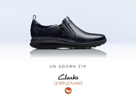 The Un Adorn Zip from Clarks