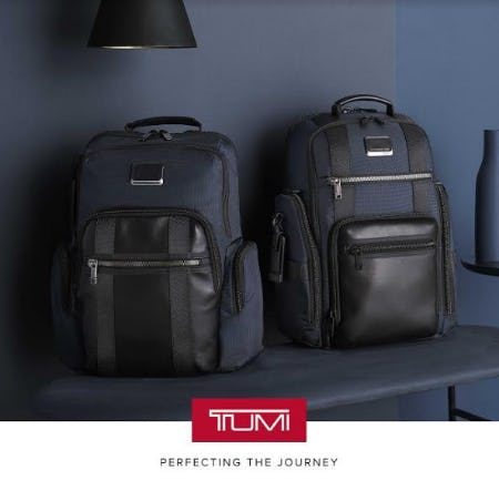 Perfecting the Journey from TUMI