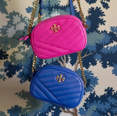 The Kira Camera Bag from Tory Burch