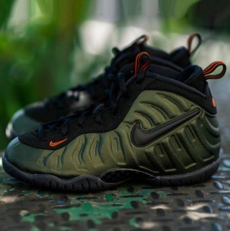 """Nike Foamposite Pro """"Sequoia"""""""
