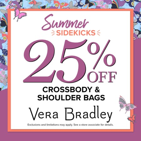 Your New Go-To! from Vera Bradley