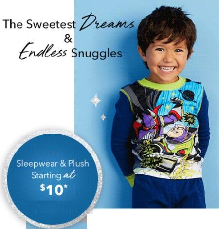6dac651bb3 Sale at Disney Store. Sleepwear   Plush Starting at  10