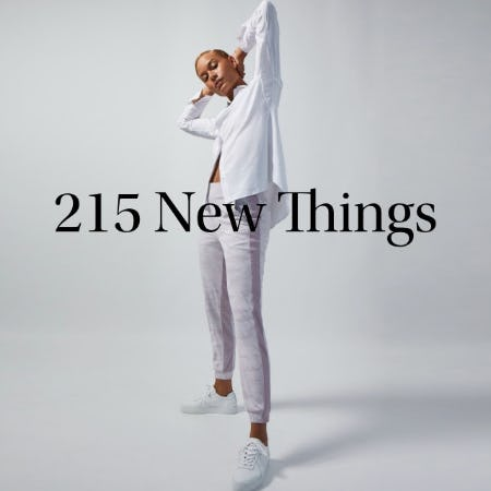 215 New Things from Athleta