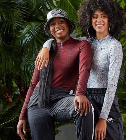 The Nike Python Collection