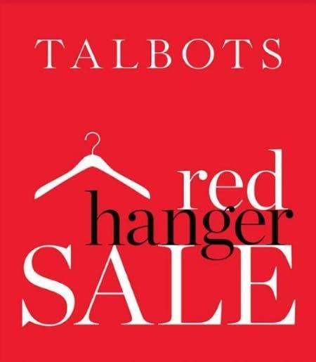 Red Hanger Sale