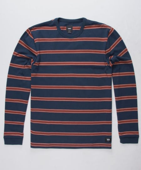 Vans Watson Mens T-Shirt from Tilly's