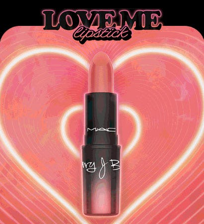 Mary J. Blige's Lipstick is Here