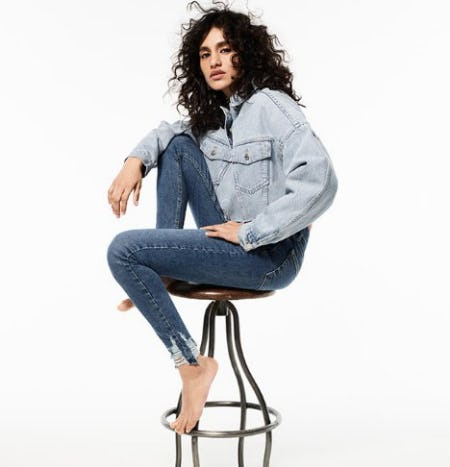 Dig In: New Denim is Here from Nordstrom
